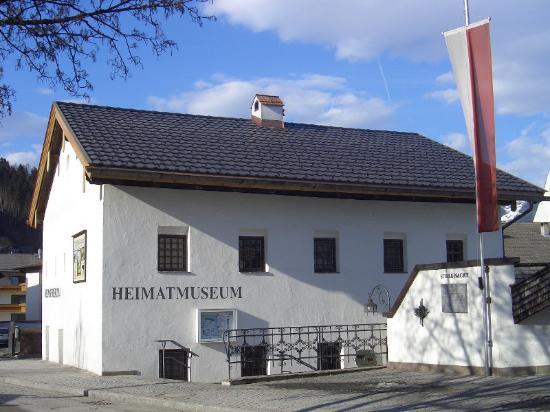 Fugen, Áustria: Il Museo