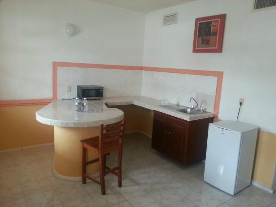 Hotel Vista Caribe: Dining Area