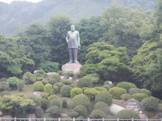 銅像 - Picture of Saigo Takamori Statue, Kagoshima - TripAdvisor