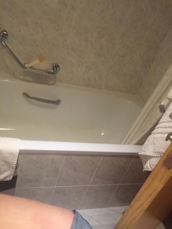 Grand Canal Hotel: My Biggest Surprise. This Deep Soaking Tub Which Are  Used Every