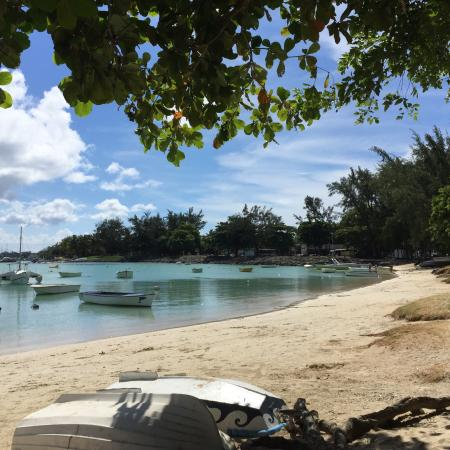 Grand Baie: La Cuvette Beach