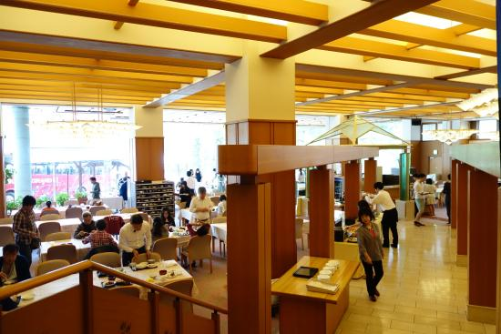 Tateyama Prince Hotel: 早餐