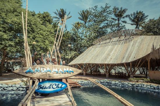 Andamana Beach Club & Restaurant