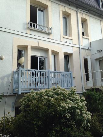 Hotel de La Cote Fleurie : Hôtel de la côte fleurie Deauville