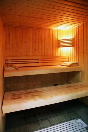 Residence NEMEA Les Chalets des Cimes: Sauna en libre accès