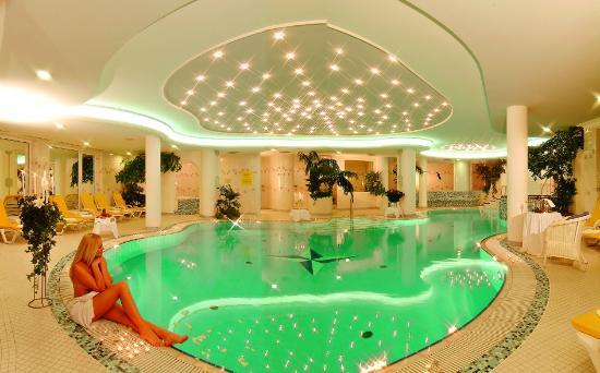 Hotel Ruipacherhof - Wellness Parc: Erlebnishallenbad