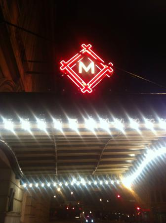 Missouri Athletic Club : A welcome sign for the weary traveller