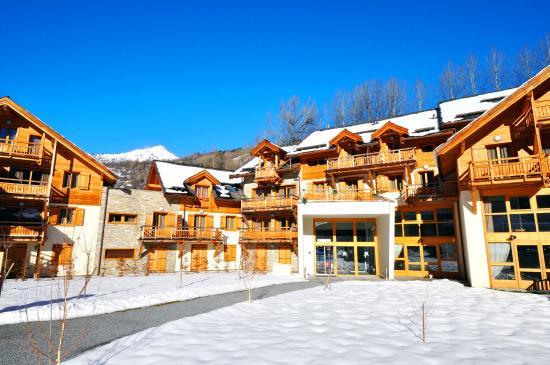 Residence l'Adret : Résidence Néméa vacances l'Adret