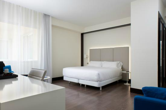 NH Madrid Lagasca: Room