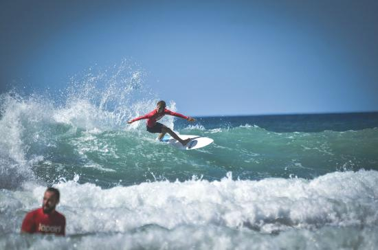 Nicoya, Costa Rica: The surf #3
