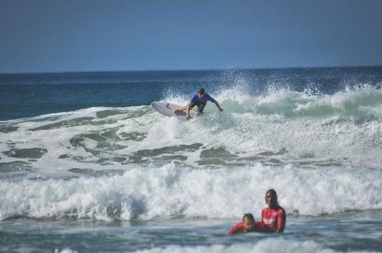 Nicoya, Costa Rica: The surf #5