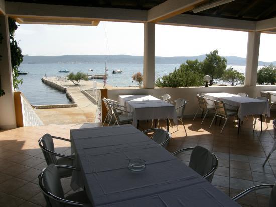 Sveti Petar, Croazia: Restaurant