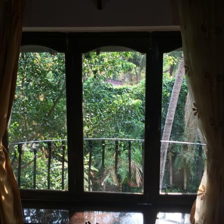 Divar Island Guest House Retreat: View from the room
