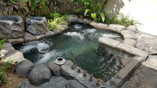 The Banjaran Hotsprings Retreat : Jacuzzi