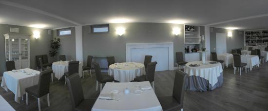 Neive, Italie : La sala da pranzo