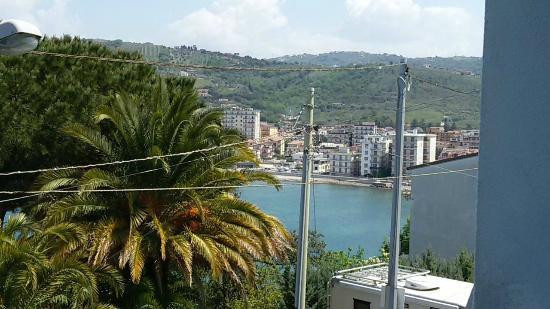 Hotel La Caravella : vista dalla camera