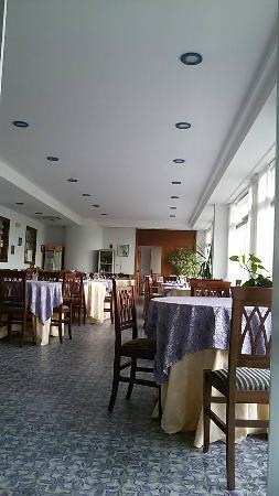 Hotel La Caravella : sala ristorante