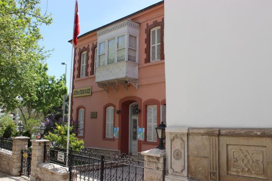 Ataturk & Ethnography Museum