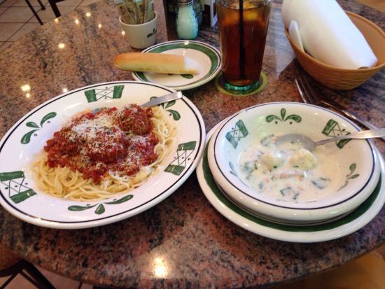 Olive Garden Spokane 221 N Wall St Menu Prices Restaurant