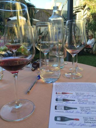 Hotel Tikar: Wine Tasting Evening