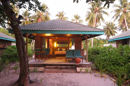 Sunset Villa Picture Of Canareef Resort Maldives