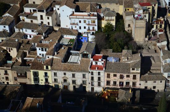 Shine Albayzin : La suite vista desde la Alhambra