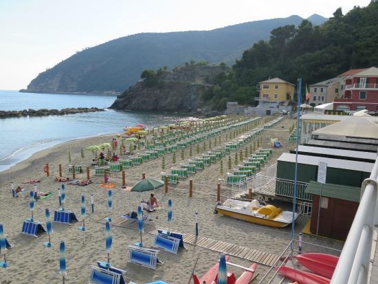 Mongelia Beach - Picture of Abbadia San Giorgio, Moneglia - TripAdvisor