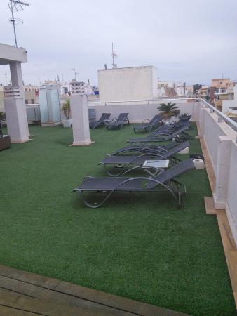 Eden Mar: roof top