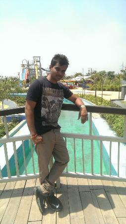 Worlds of Wonder: Wow water park noida is awesome