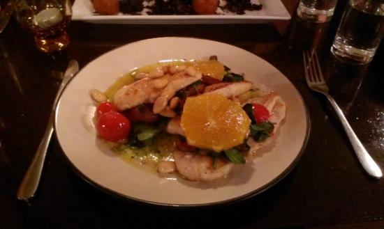 The Town House: Chicken Dish
