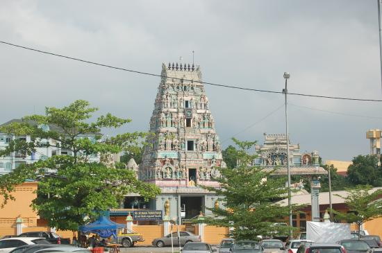 ‪The Sri Nagara Thendayuthapani Temple‬