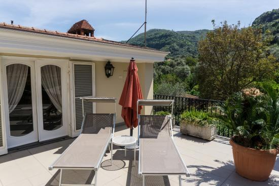 Villa Adriana Guesthouse Sorrento: Terrace