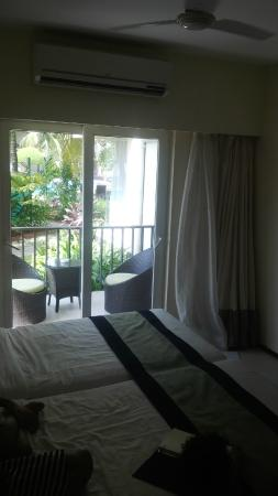 Royal Orchid Beach Resort & Spa, Goa: Room view