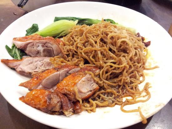 Grand Duck: Roast Duck Noodles
