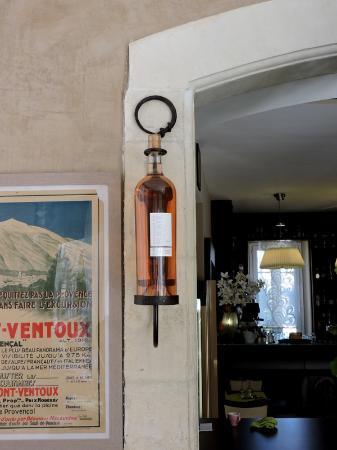 Le St André : A wonderful local Rose'