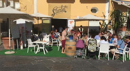Starlet Ischia - Risto American Bar