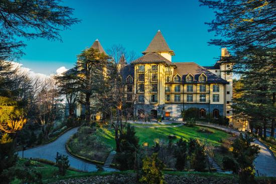 Mashobra, Indien: Wildflower Hall, Shimla in the Himalayas