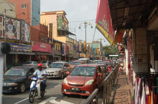 ‪Little India District‬