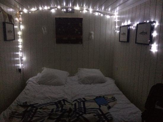 Fairy Lights Over The Bed Picture Of