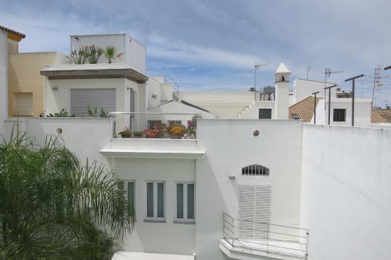 Hotel Boutique Alcoba: Über den Dächern von Sanlucar