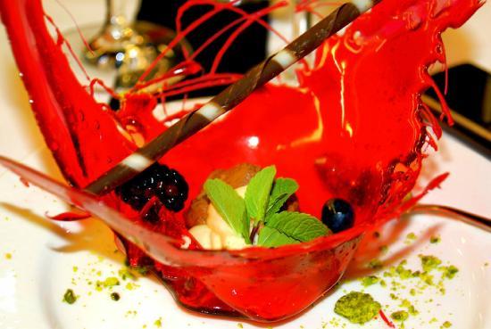 Hotel Lux Alpinae: Dessert