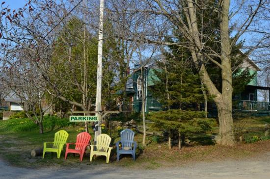 Jackson's Falls Country Inn: Welcome