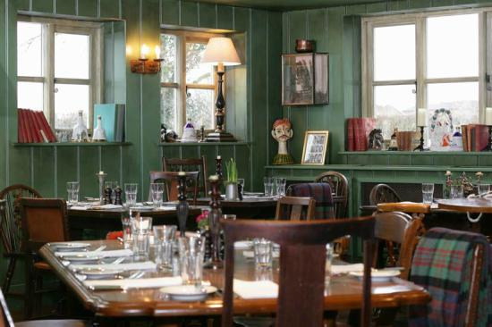 The Anchor Inn: Dining room
