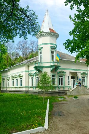 Golukhovskiy Mansion
