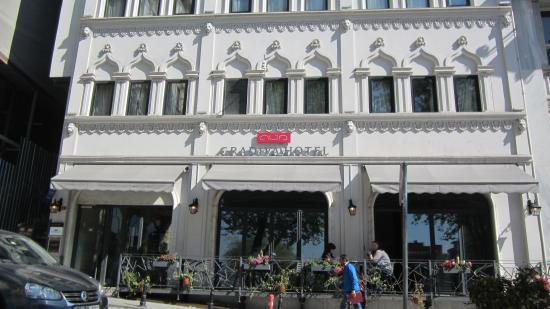 Gradiva Hotel: Het Hotel