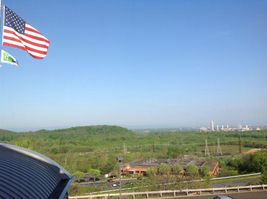 Holiday Inn Express East Greenbush (Albany - Skyline) : Nice View!