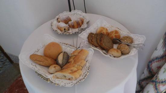 Finca Raims: Frühstück