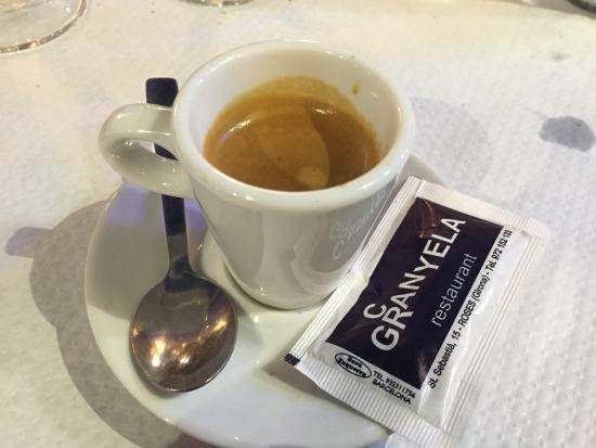 Can Granyela : Café publicitaire !