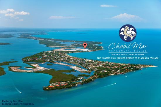 Chabil Mar is a stroll along the beach to Placencia Village - Enjoy the culture of Belize