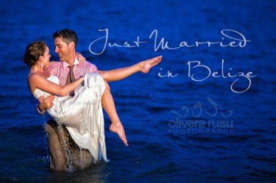 Destination Weddings and Honeymoons at Chabil Mar - Belize Luxury Resort